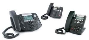 Polycom-Phones